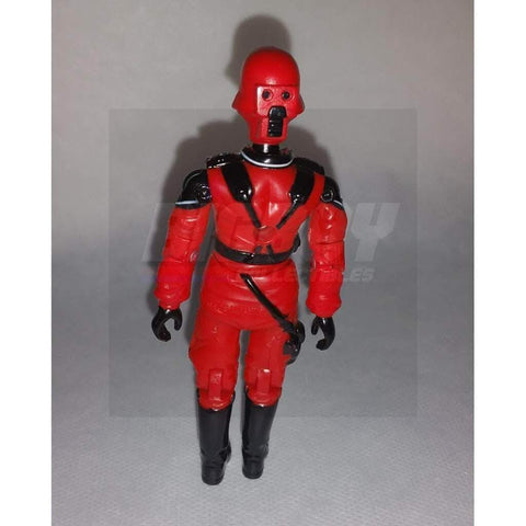 Image of Hasbro G.I. Joe Complete Figures Red Shadows Trooper ( 2010 Joe Con Exclusive )