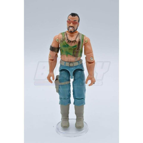 Image of Hasbro G.I. Joe Complete Figures Ripper ( 2005 v5 ) Figure