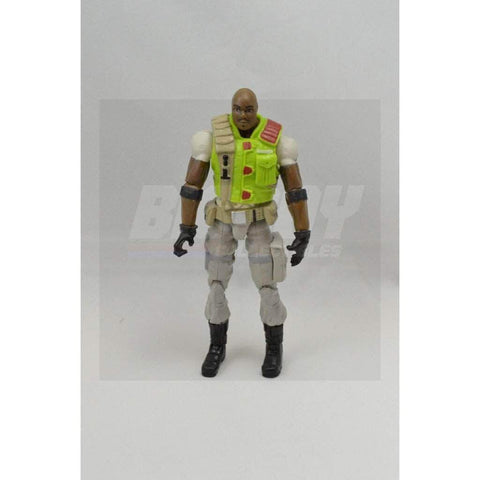 Image of Hasbro G.I. Joe Complete Figures Roadblock (2008 v17)