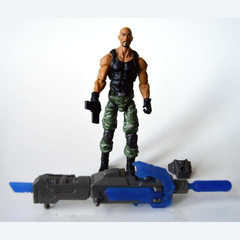 Hasbro G.I. Joe Complete Figures Roadblock (Retaliation) (2012 v21)
