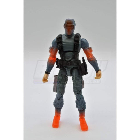 Image of Hasbro G.I. Joe Complete Figures Snake Eyes (2008 v36)