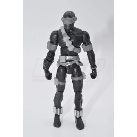 Image of Hasbro G.I. Joe Complete Figures Snake Eyes (2009 v40)