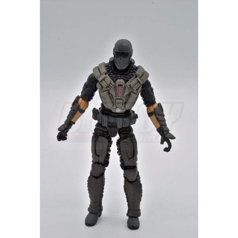 Image of Hasbro G.I. Joe Complete Figures Snake Eyes (2010 v53)