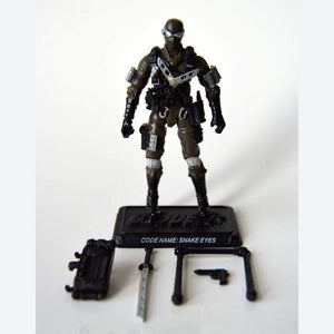 Hasbro G.I. Joe Complete Figures Snake Eyes (Greatest Battles)