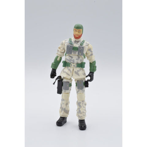 Image of Hasbro G.I. Joe Complete Figures Snow Job (2009 v4)