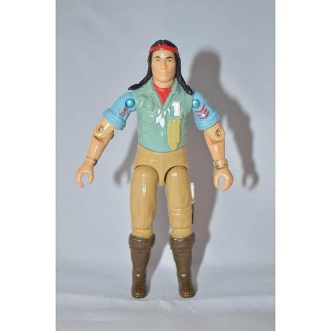 Image of Hasbro G.I. Joe Complete Figures Spirit Figure (1984 v1)