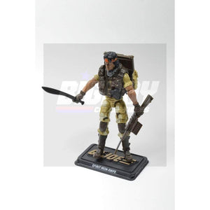 Hasbro G.I. Joe Complete Figures Spirit Iron Knife Figure (2015 v6)