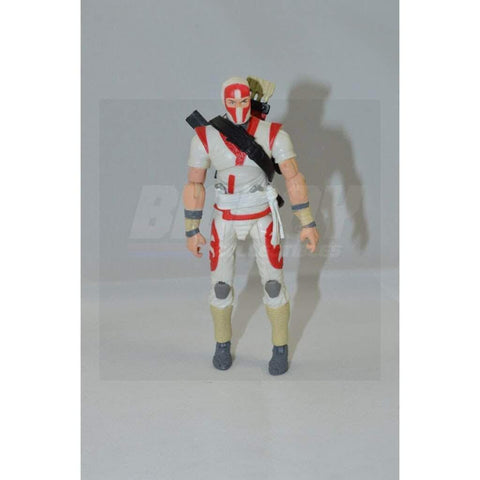 Image of Hasbro G.I. Joe Complete Figures Storm Shadow (2007 v23)