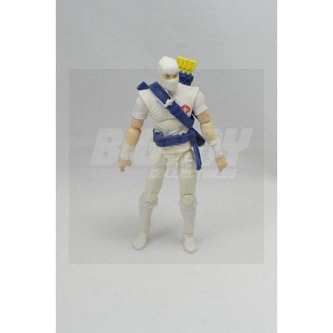 Image of Hasbro G.I. Joe Complete Figures Storm Shadow (2008 v24)