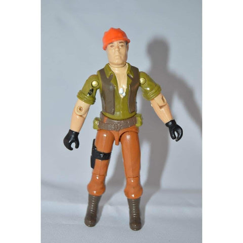 Image of Hasbro G.I. Joe Complete Figures Tollbooth Figure (1985 v1)
