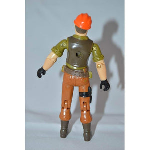 Hasbro G.I. Joe Complete Figures Tollbooth Figure (1985 v1)