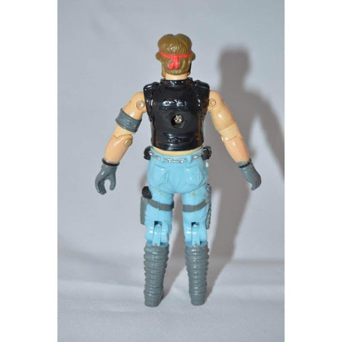 Hasbro G.I. Joe Complete Figures Torch (1985 v1)