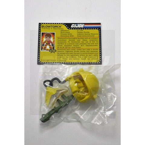 Image of Hasbro G.I. Joe Complete Figures Wave 2 Loyal Subjects Blowtorch