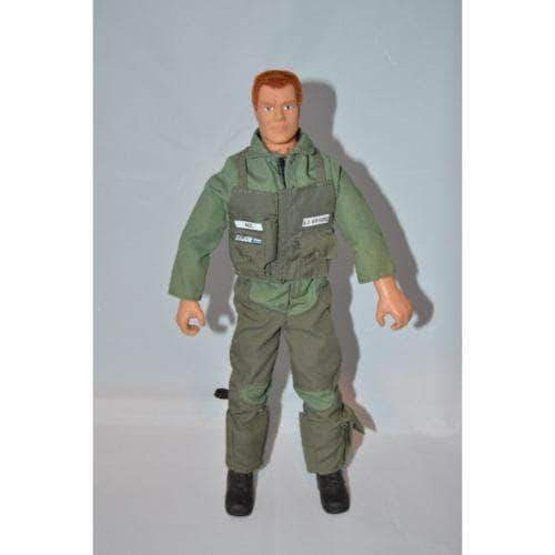 "Hasbro G.I. Joe Incomplete 12"" Ace (1993 v1)"
