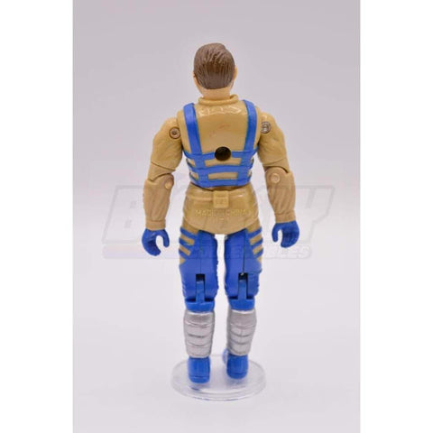 Image of Hasbro G.I. Joe Incomplete Ozone Figure (1993 v2)