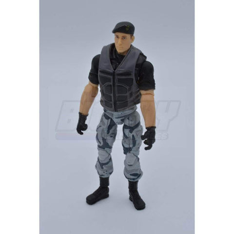 Image of Hasbro G.I. Joe Incomplete SGT. Stone (2009 v1)