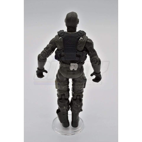 Hasbro G.I. Joe Incomplete Snake Eyes (2005 v23)