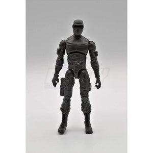 Hasbro G.I. Joe Incomplete Snake Eyes (2007 v30)