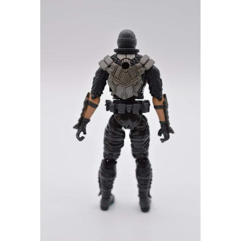 Hasbro G.I. Joe Incomplete Snake Eyes (2010 v53)