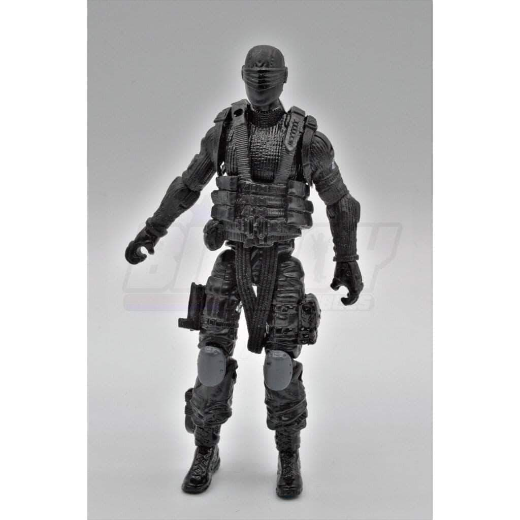Hasbro G.I. Joe Incomplete Snake Eyes (2011 v54)