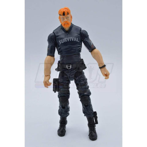 Hasbro G.I. Joe Incomplete Special Forces Outback