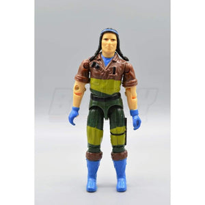 Hasbro G.I. Joe Incomplete Spirit Figure (1989 v2)