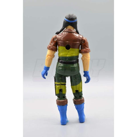 Image of Hasbro G.I. Joe Incomplete Spirit Figure (1989 v2)