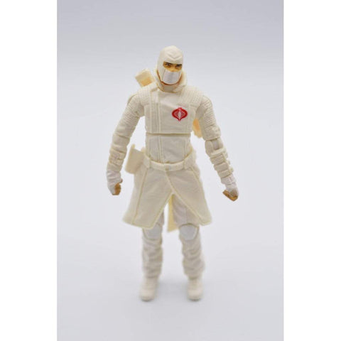 Hasbro G.I. Joe Incomplete Storm Shadow (2009 v32)