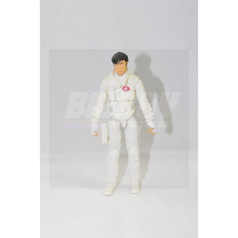 Hasbro G.I. Joe Incomplete Storm Shadow (2009 v33)