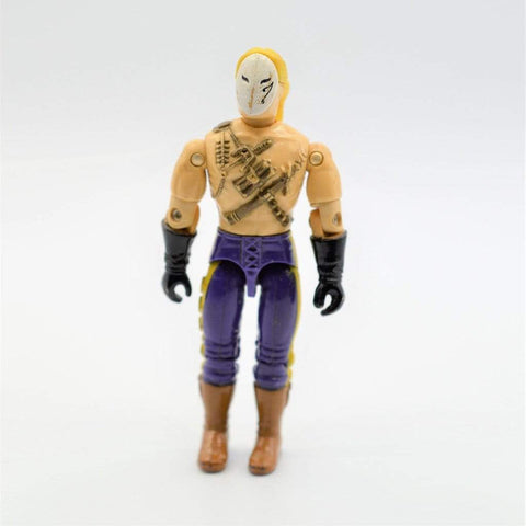 Hasbro G.I. Joe Incomplete Vega ( Street Fighters ) (1993 v1)