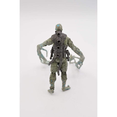 Image of Hasbro G.I. Joe Incomplete Zombie-Viper Figure (2011 v1)