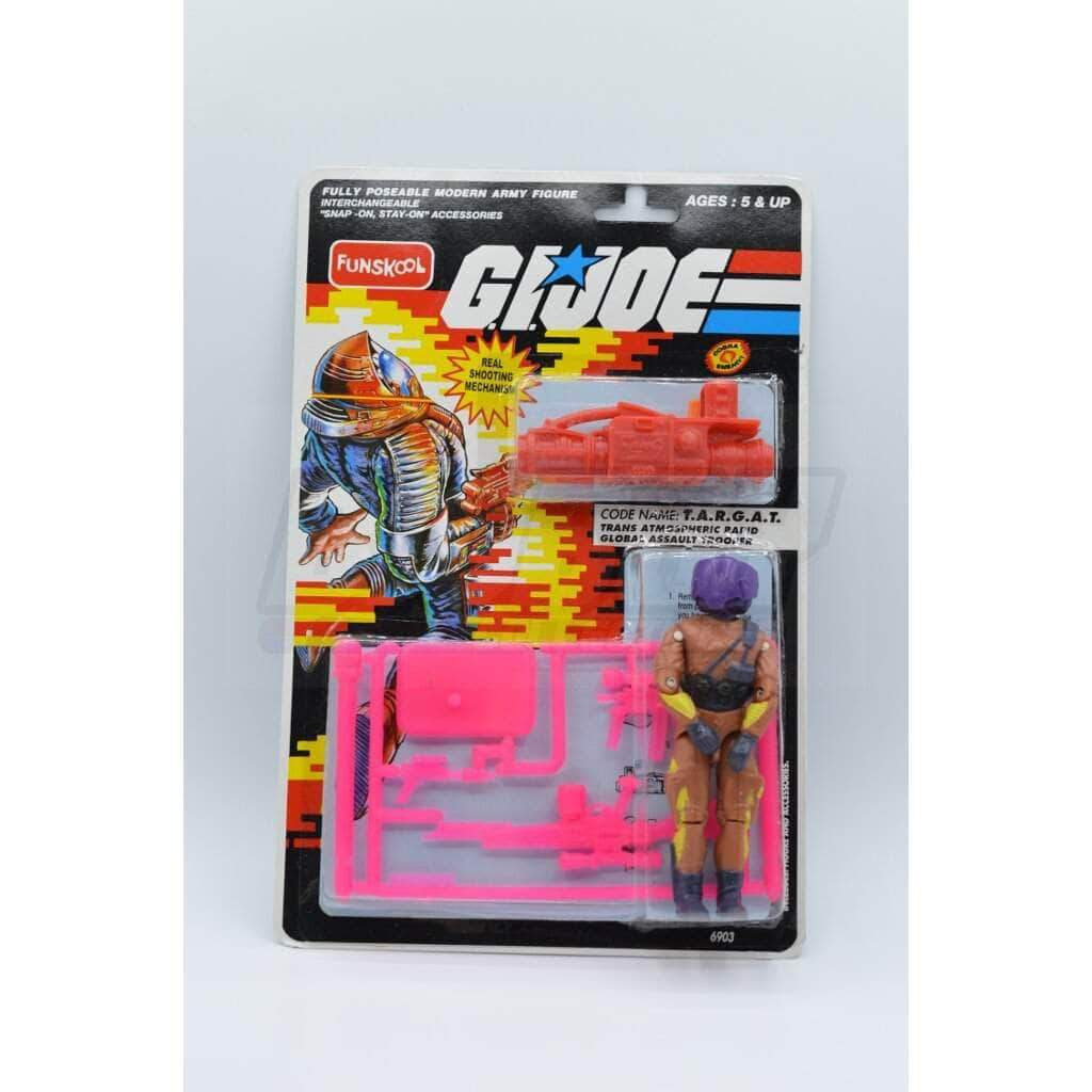 Hasbro G.I. Joe International T.A.R.G.A.T (India)