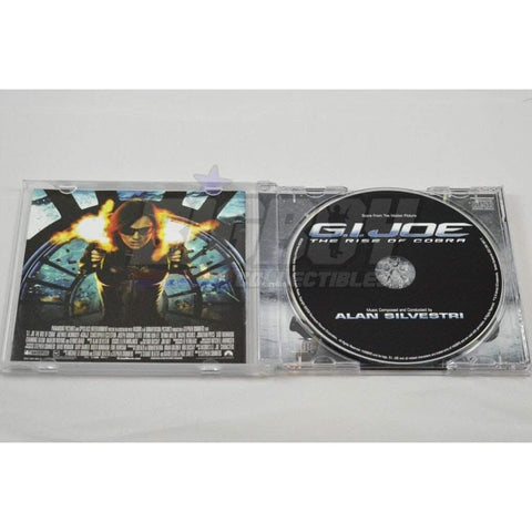 Hasbro G.I. Joe Merchandise GI Joe Rise of Cobra Soundtrack