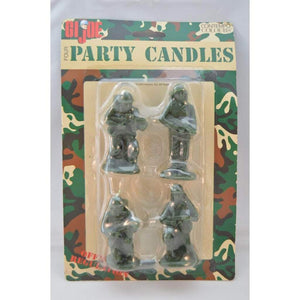 Hasbro G.I. Joe Merchandise Gi Joe Vintage Candles