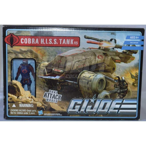Image of Hasbro G.I. Joe Unopened Cobra H.I.S.S Tank v5