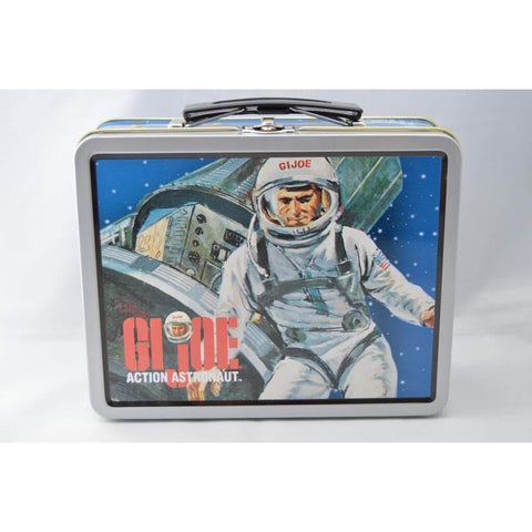 Image of Hasbro G.I. Joe Unopened GI Joe Action Astronaut Lunch Box