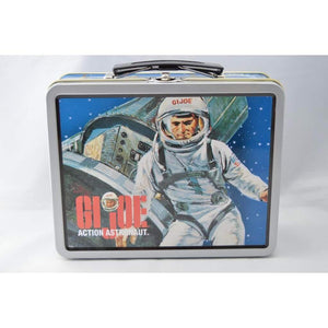 Hasbro G.I. Joe Unopened GI Joe Action Astronaut Lunch Box