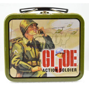Hasbro G.I. Joe Unopened GI Joe Action Soldier Lunch Box