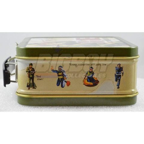 Image of Hasbro G.I. Joe Unopened GI Joe Action Soldier Lunch Box