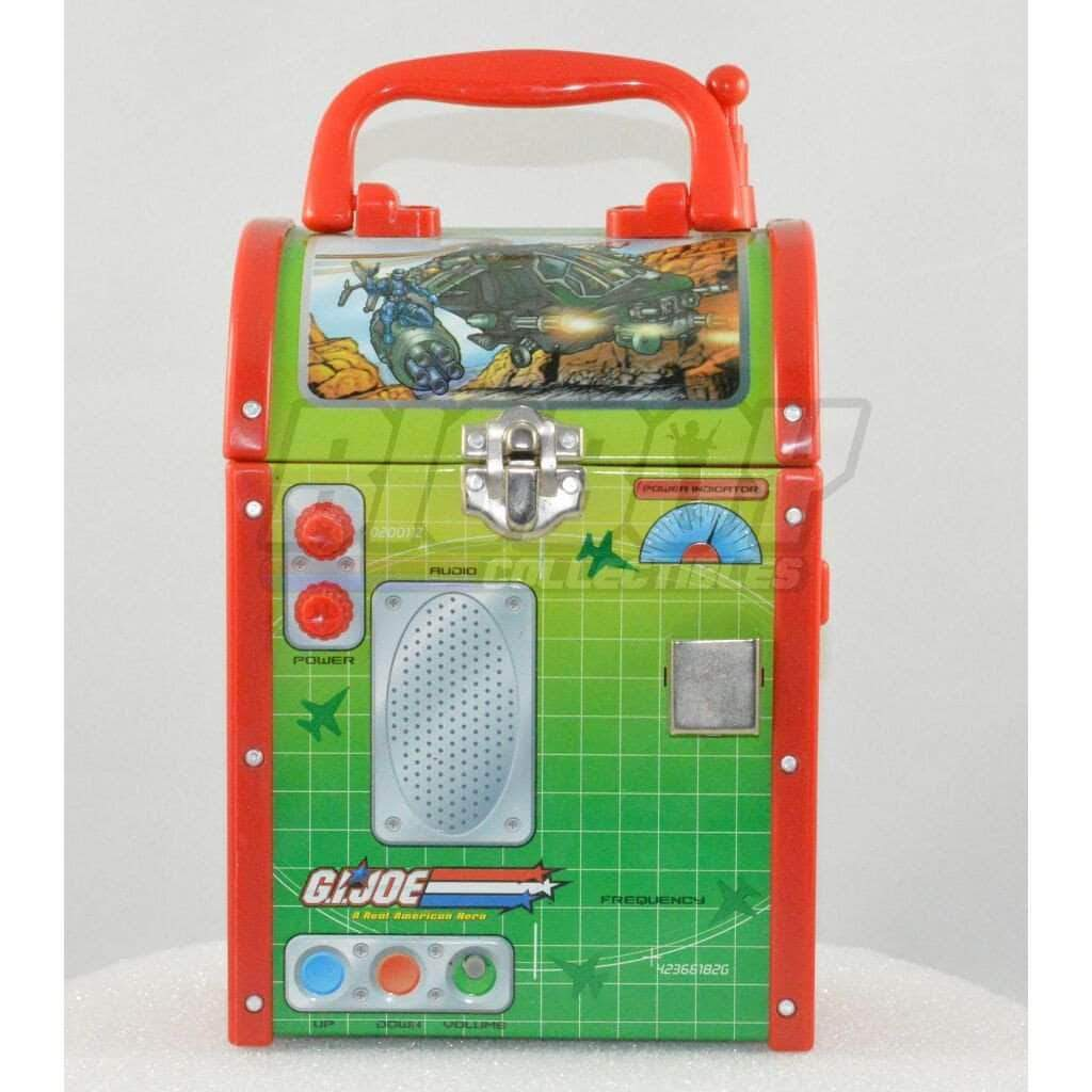 Hasbro G.I. Joe Unopened GI Joe Lunch Box