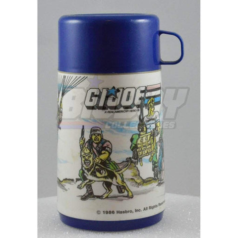 Hasbro G.I. Joe Unopened GI Joe Thermos