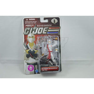 Hasbro G.I. Joe Unopened Storm Shadow (2011 v41)