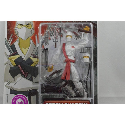 Image of Hasbro G.I. Joe Unopened Storm Shadow (2011 v41)