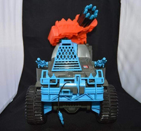 Image of Hasbro G.I. Joe Vehicle Battle Wagon (1991)