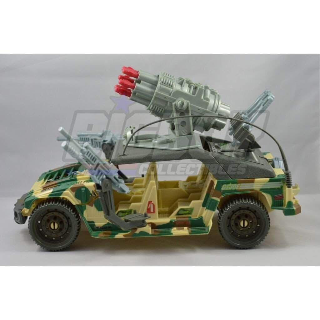 Hasbro G.I. Joe Vehicle Brawler (2002)