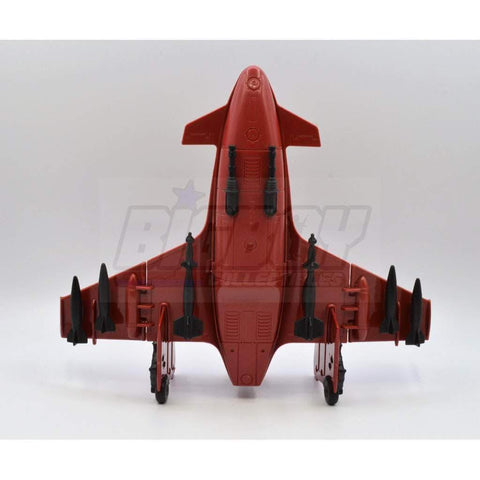 Image of Hasbro G.I. Joe Vehicle GI Joe Firebat Jet (2008)
