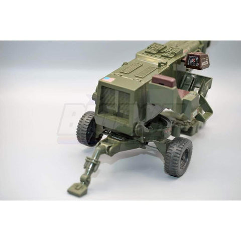Image of Hasbro G.I. Joe Vehicle Hal Vehicle (1982)