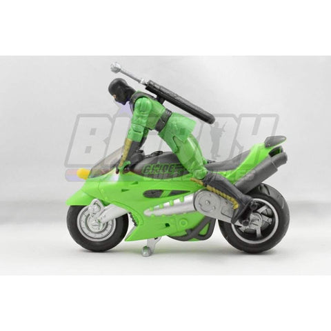 Image of Hasbro G.I. Joe Vehicle Ninja Lightning Cycle (2005)
