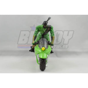 Hasbro G.I. Joe Vehicle Ninja Lightning Cycle (2005)