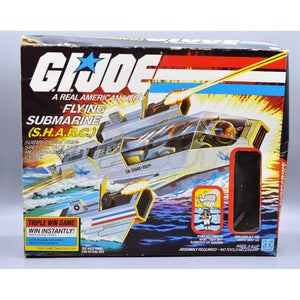 Hasbro G.I. Joe Vehicle SHARC (1984)